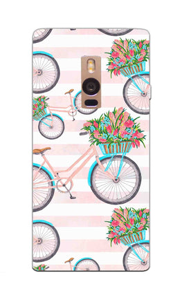 Bicycles Everywhere So Girly OnePlus 2 Mobile Cover Case