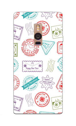 Stampes Pattern Everywhere White  OnePlus 2 Mobile Cover Case