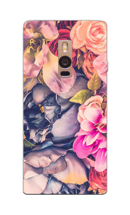 Flowers Blomming Roses Everywhere  OnePlus 2 Mobile Cover Case
