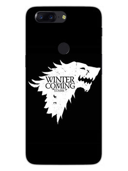 Winter Is Coming OnePlus 5T Mobile Cover Case