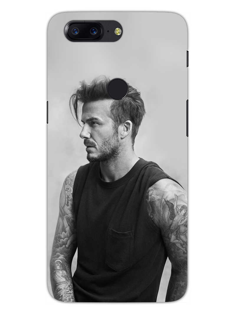 Beckham OnePlus 5T Mobile Cover Case