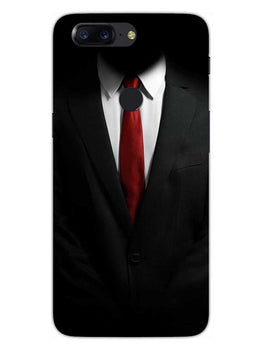 Suit Up OnePlus 5T Mobile Cover Case