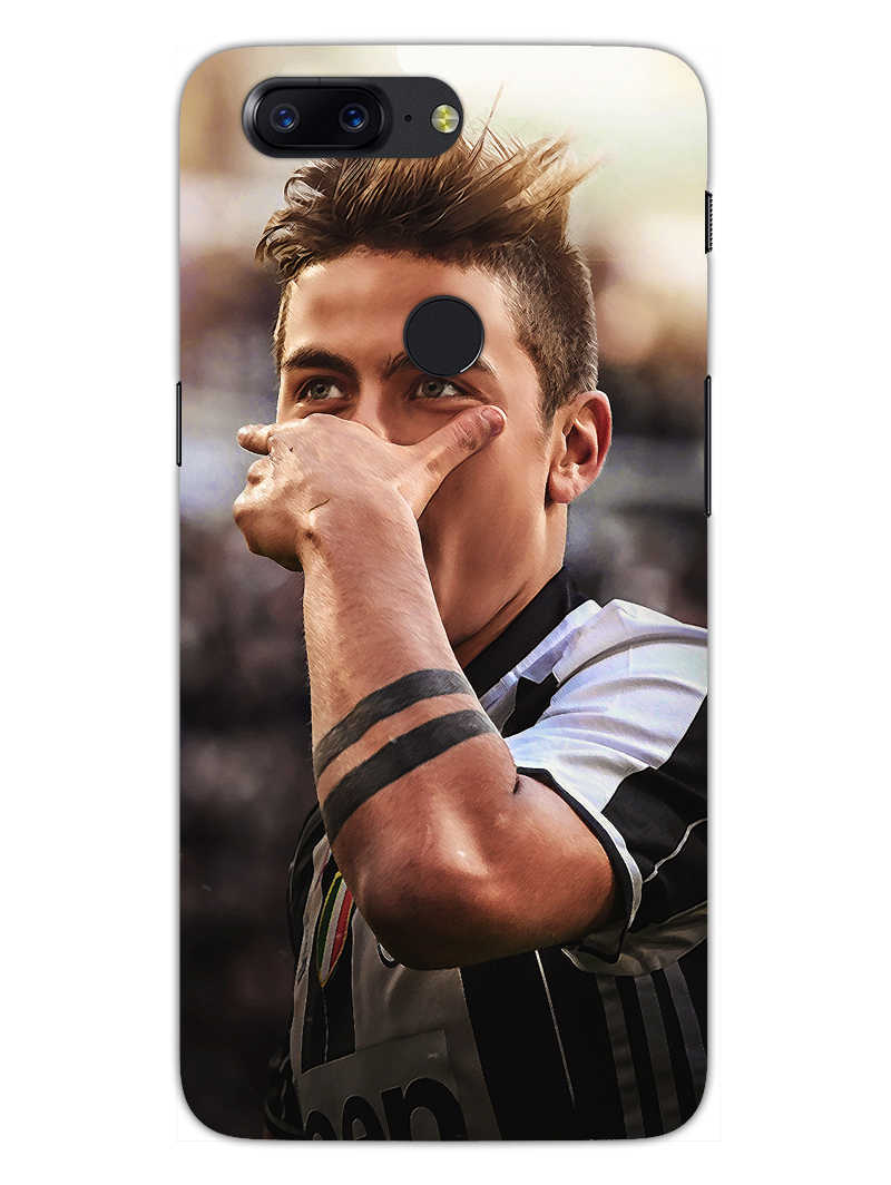 Dybala Art OnePlus 5T Mobile Cover Case