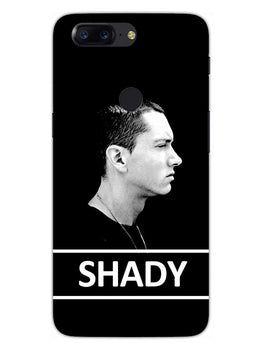 Slim Shady OnePlus 5T Mobile Cover Case
