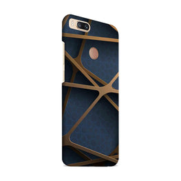 Random Geometry OnePlus 5T Mobile Cover Case