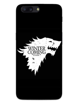 Winter Is Coming OnePlus 5 Mobile Cover Case