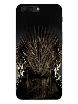 The Iron Throne OnePlus 5 Mobile Cover Case