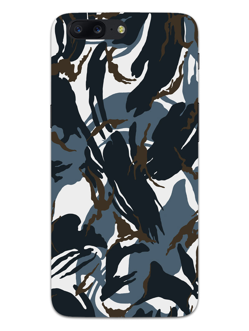 finest selection 8eaf4 837b0 Camouflage Army Military OnePlus 5 Mobile Cover Case