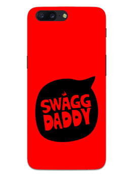 Swag Daddy Desi Swag OnePlus 5 Mobile Cover Case