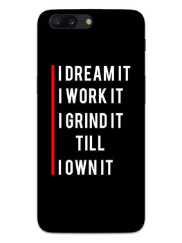 Morning Motivation OnePlus 5 Mobile Cover Case