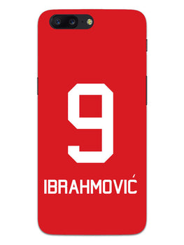 Ibrahimovi? OnePlus 5 Mobile Cover Case