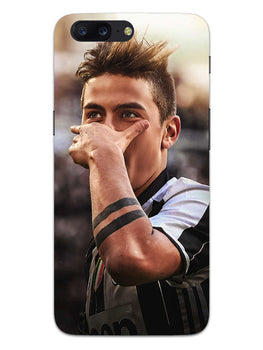 Dybala Art OnePlus 5 Mobile Cover Case