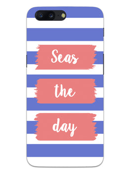 Seas The Day OnePlus 5 Mobile Cover Case