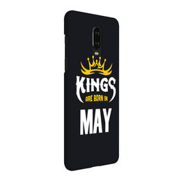 Kings May Narcissist OnePlus 7 Cover Case (For Boys)