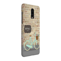Enjoy The Ride With Bycycle OnePlus 6T Mobile Cover Case