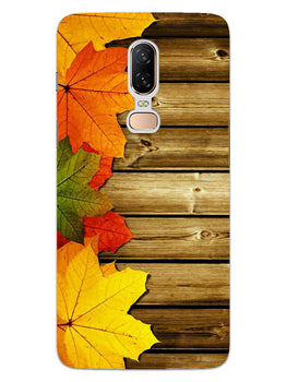 Autumn Wood OnePlus 6 Mobile Cover Case