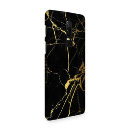 Classy Black Marble OnePlus 6 Mobile Cover Case