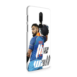 Kohli The Wall Cricket Lover OnePlus 6 Mobile Cover Case