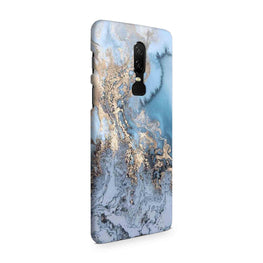 Blue Marble OnePlus 6 Mobile Cover Case