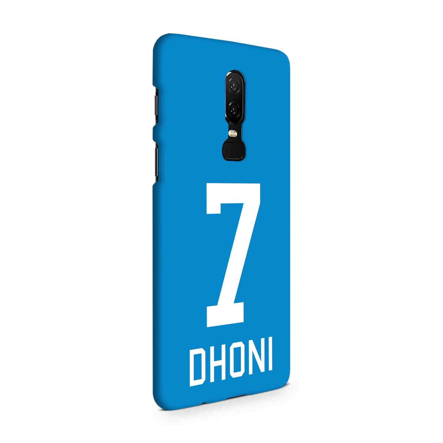 Dhoni Jersey OnePlus 6 Mobile Cover Case