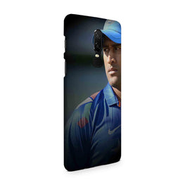 Dhoni Spotlight OnePlus 6 Mobile Cover Case