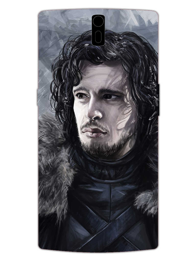 Jon Snow OnePlus 1 Mobile Cover Case