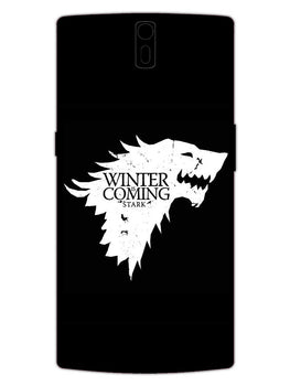Winter Is Coming OnePlus 1 Mobile Cover Case