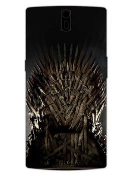 The Iron Throne OnePlus 1 Mobile Cover Case