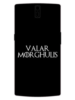 Valar Morghulis OnePlus 1 Mobile Cover Case