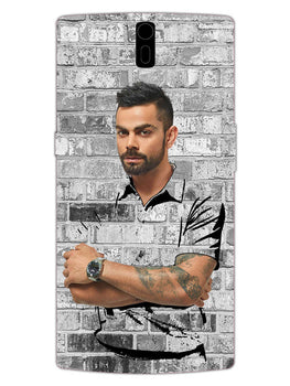 The Wall Of Kohli OnePlus 1 Mobile Cover Case