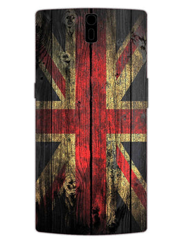 Union Jack OnePlus 1 Mobile Cover Case