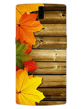 Autumn Wood OnePlus 1 Mobile Cover Case