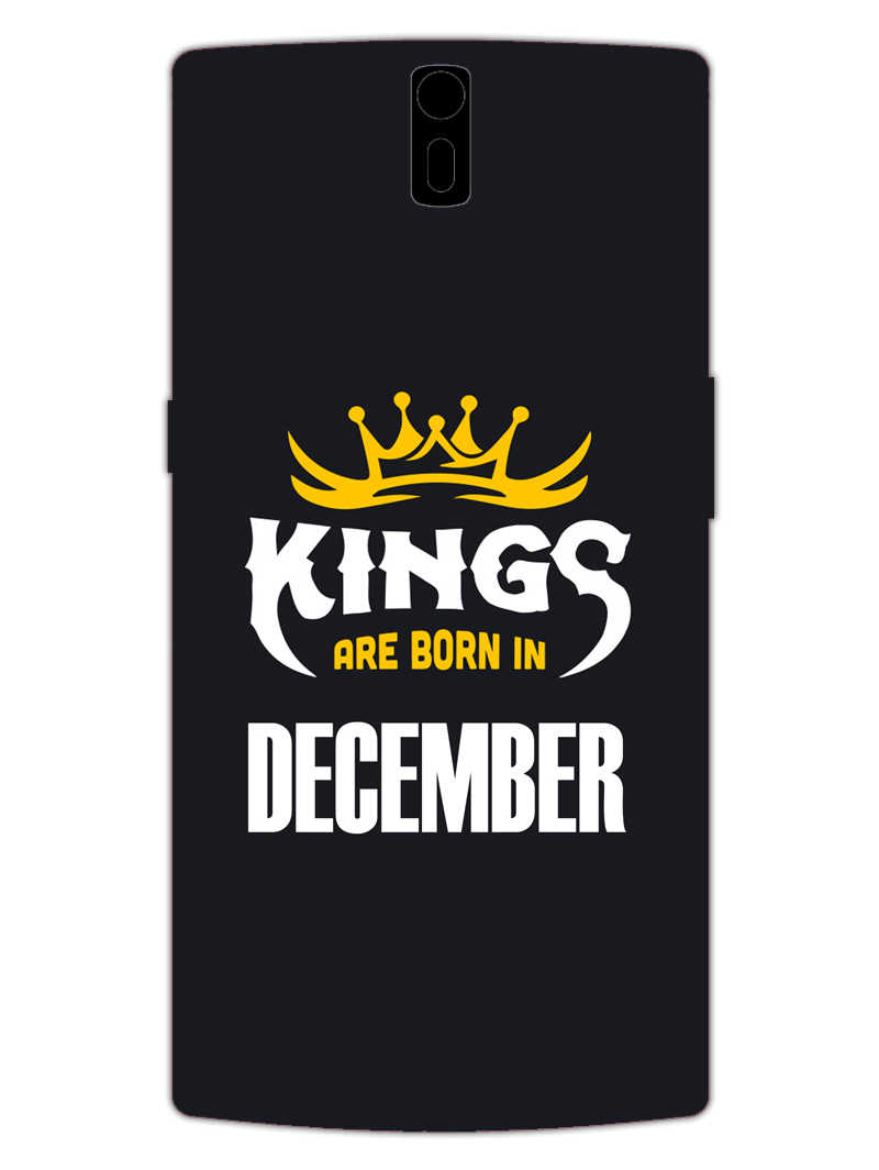 Kings December - Narcissist OnePlus 1 Mobile Cover Case