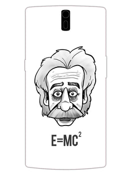 Einstein Equation OnePlus 1 Mobile Cover Case