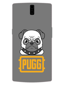 Cute Pub G Dog Lovers OnePlus 1 Mobile Cover Case