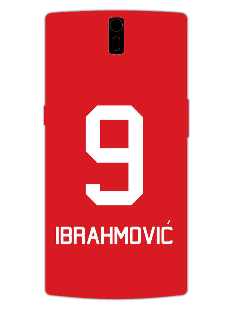 Ibrahimovi? OnePlus 1 Mobile Cover Case