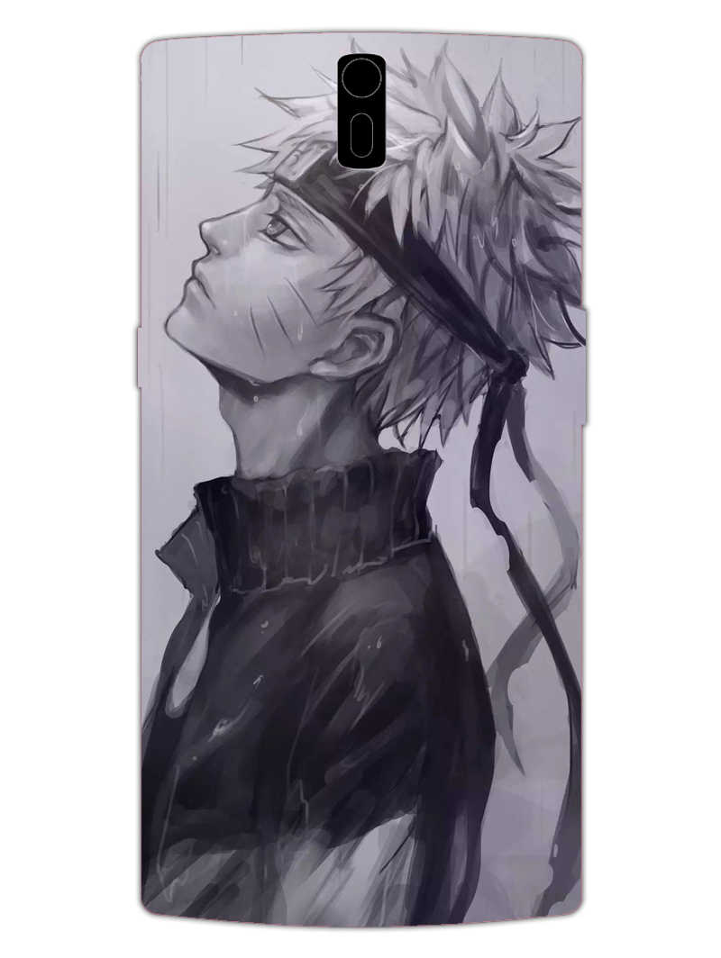 Anime Sketch OnePlus 1 Mobile Cover Case