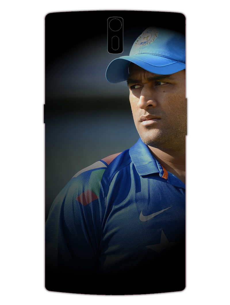 Dhoni Spotlight OnePlus 1 Mobile Cover Case