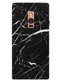 Dark Marble OnePlus 2 Mobile Cover Case