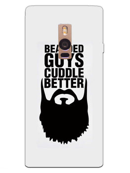 Beard Cuddle OnePlus 2 Mobile Cover Case