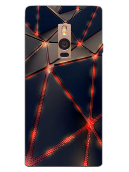 Broken Abstract OnePlus 2 Mobile Cover Case