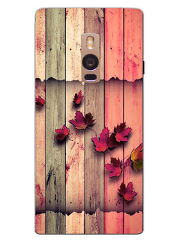 Color Wood OnePlus 2 Mobile Cover Case