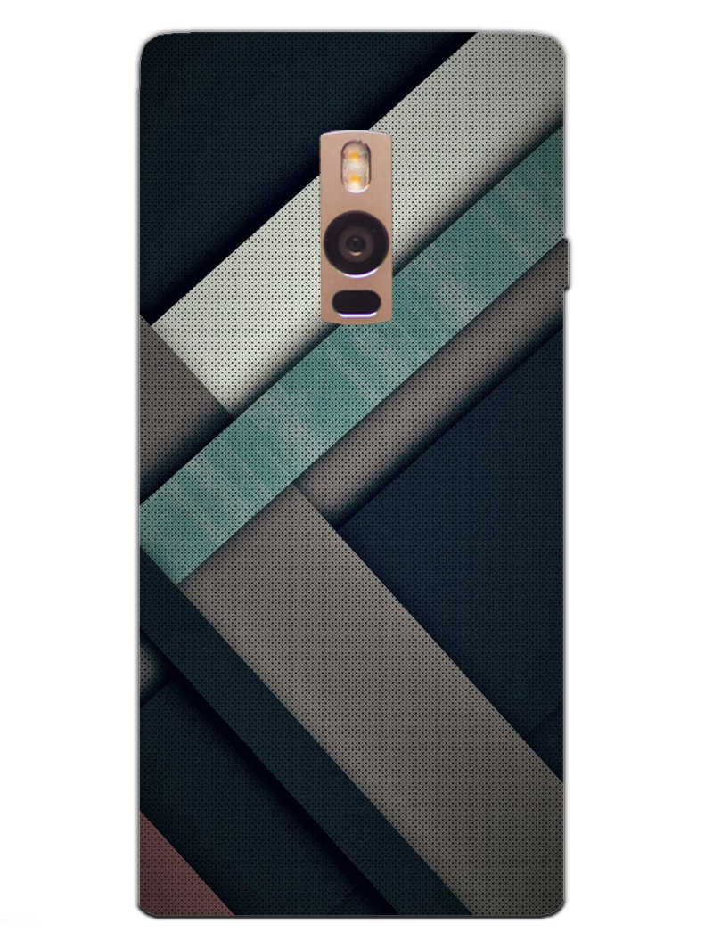 Industrial Pattern OnePlus 2 Mobile Cover Case