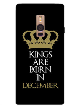 Kings December OnePlus 2 Mobile Cover Case