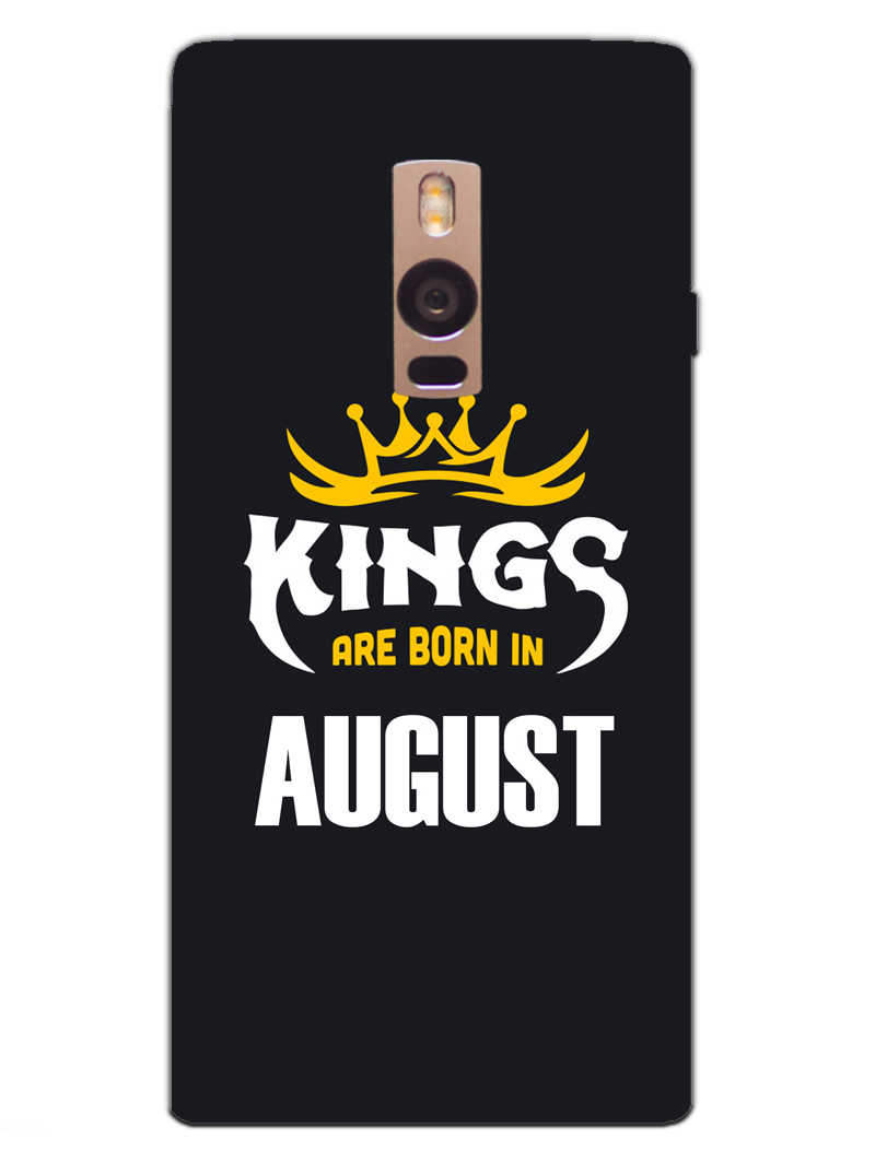 Kings August - Narcissist OnePlus 2 Mobile Cover Case