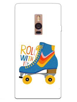 Roller Skate Play With Fun OnePlus 2 Mobile Cover Case