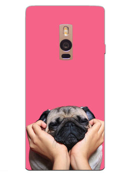 Funny Pug Dog Lovers OnePlus 2 Mobile Cover Case
