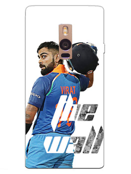Kohli The Wall Cricket Lover OnePlus 2 Mobile Cover Case
