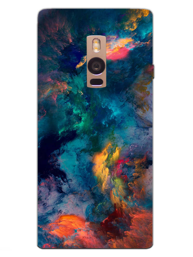 Color Storm OnePlus 2 Mobile Cover Case