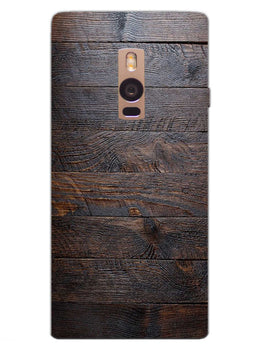 Wooden Wall OnePlus 2 Mobile Cover Case